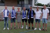 Nieuwe trainers tekenen contract bij Dindoa