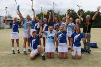 Acht teams kampioen